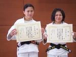 千葉県学生女子入賞者